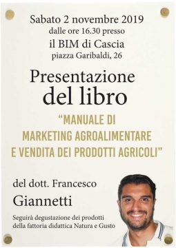libro marketing agroalimentare