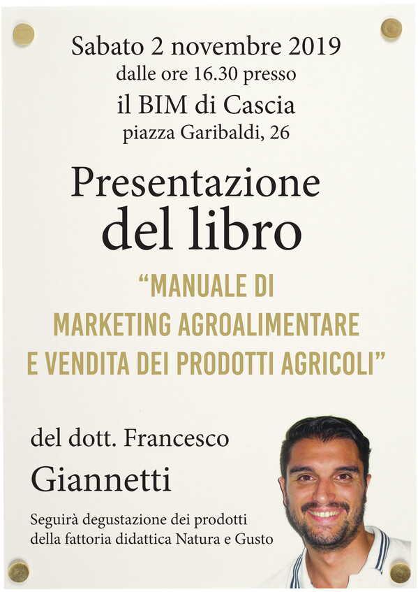 libro marketing agroalimentare
